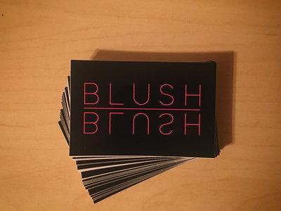 BLUSH STICKER main photo