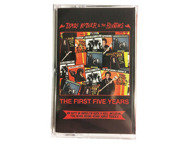 The First Five Years Cassette Tape main photo