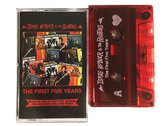The First Five Years Cassette Tape photo
