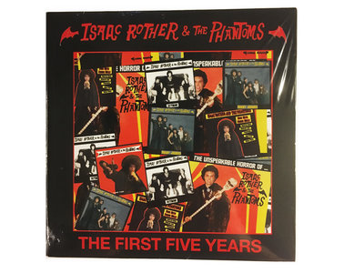 The First Five Years CD main photo