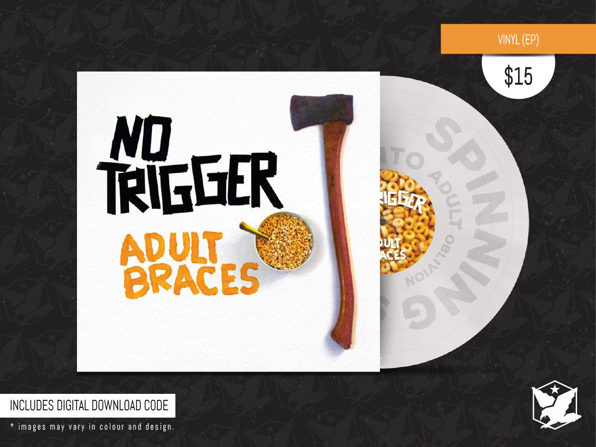 Adult Braces | Bird Attack Records