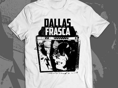 Dallas Frasca 'Super Reverb' UNI SEX Tee main photo