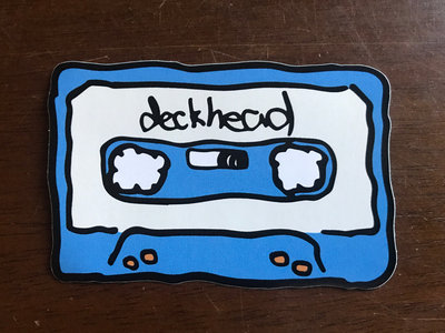 """Deckhead Tape"" Sticker main photo"