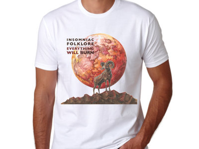 Ram and Moon T-Shirt main photo