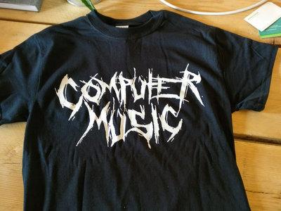 Computer Music T-shirt main photo