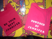 Official Jennifer Vanilla T-Shirts (One of a Kind!) photo