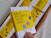Brexit apology cards photo