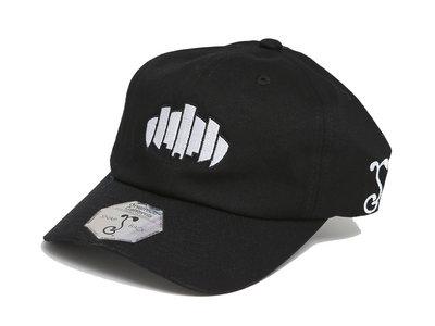 Black/White Grassroots Snapback Hat main photo