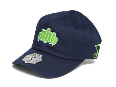 Blue/Green Grassroots Snapback Hat main photo