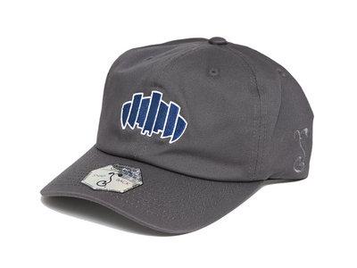 Grey/Blue Grassroots Snapback Hat main photo