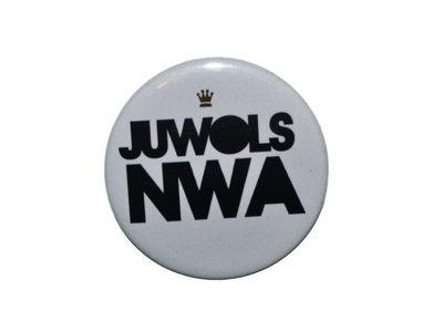 """Juwols NWA® OG Logo Button   Large 2 1/4"""" main photo"""