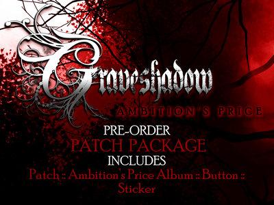 Pre-Order: Patch Package main photo