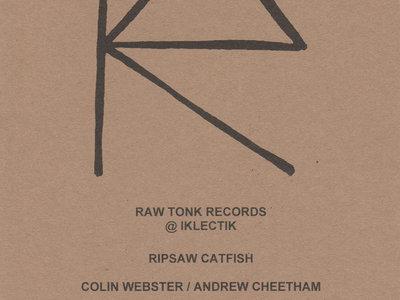 Ticket for Raw Tonk Records Night at IKLECTIK main photo