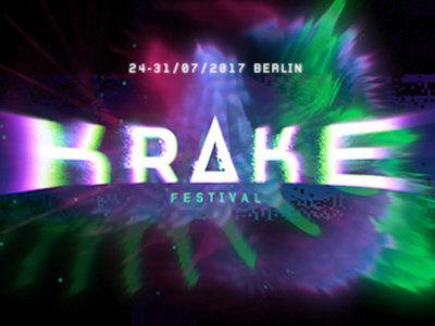 KRAKE FESTIVAL 2017 TICKET - FULL FESTIVAL main photo