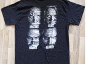 Resurrected vinyl LP / download / T-Shirt package photo