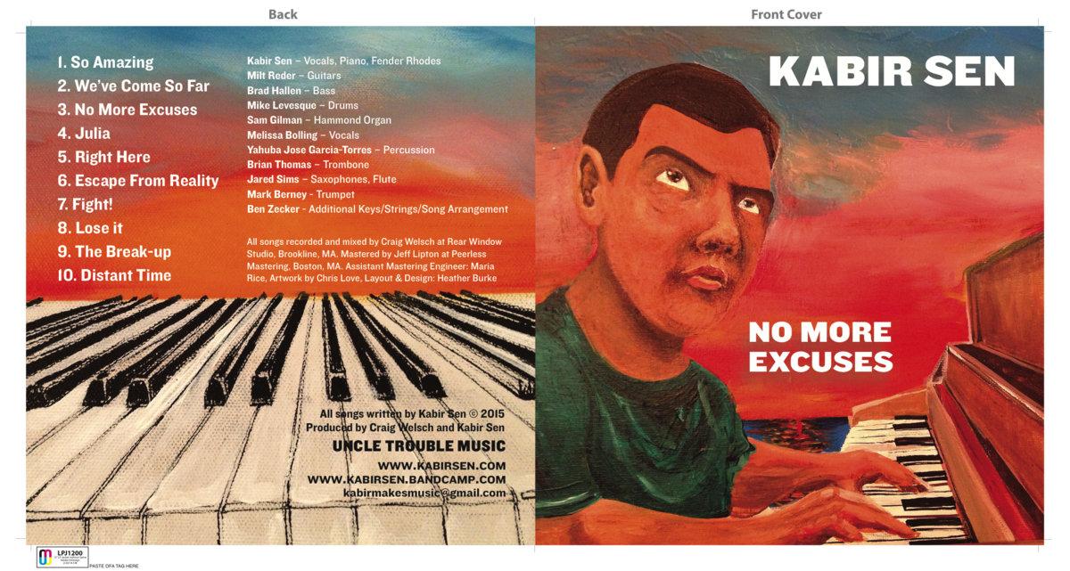 No More Excuses   Kabir