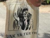 Sink Ya Teeth 'Clap' Tote Bag photo