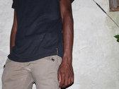 ✖ Privé Apparel ✖ Cut Crew noir photo