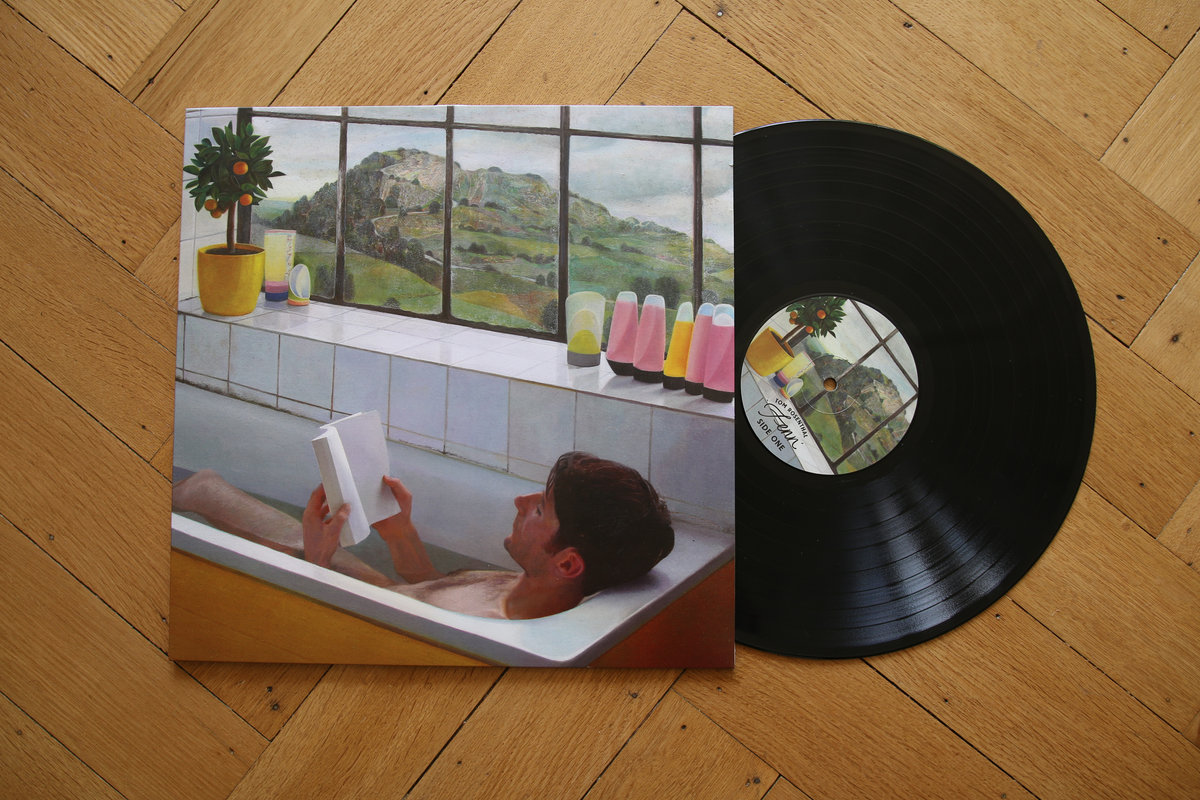 Fenn tom rosenthal the album in vinyl form personalised note personalised handwritten notes from tom are available with your order but only geotapseo Images