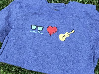 I Heart Guitar T main photo