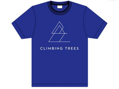 BLUE Adult Treeshirt main photo