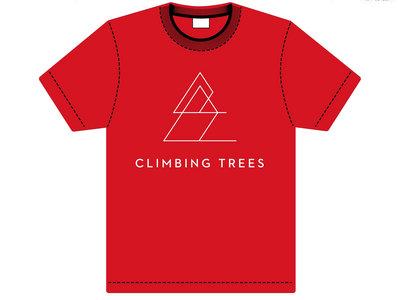 RED Adult Treeshirt main photo