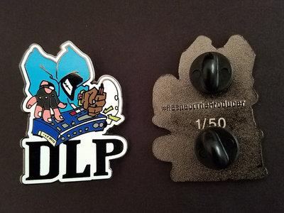 DLP #RespectTheProducer™ Limited Edition Pins (1-50) main photo
