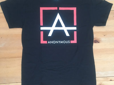 Anonymous Logo T-Shirt main photo