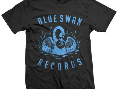 Blue Swan Records Shirt main photo
