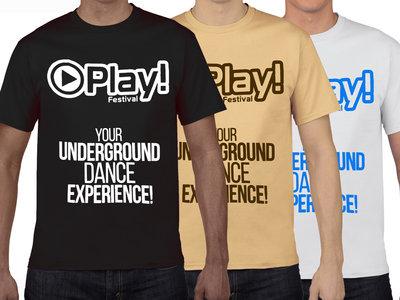 Play! Festival T-shirt (men) main photo