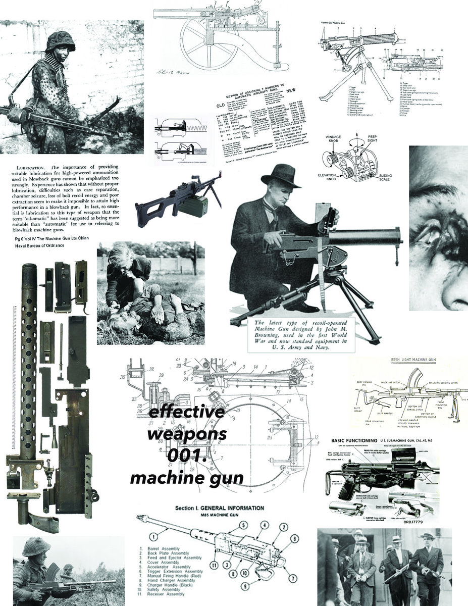 Machine Gun | Effective Weapons