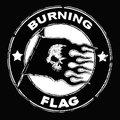 BURNING FLAG image