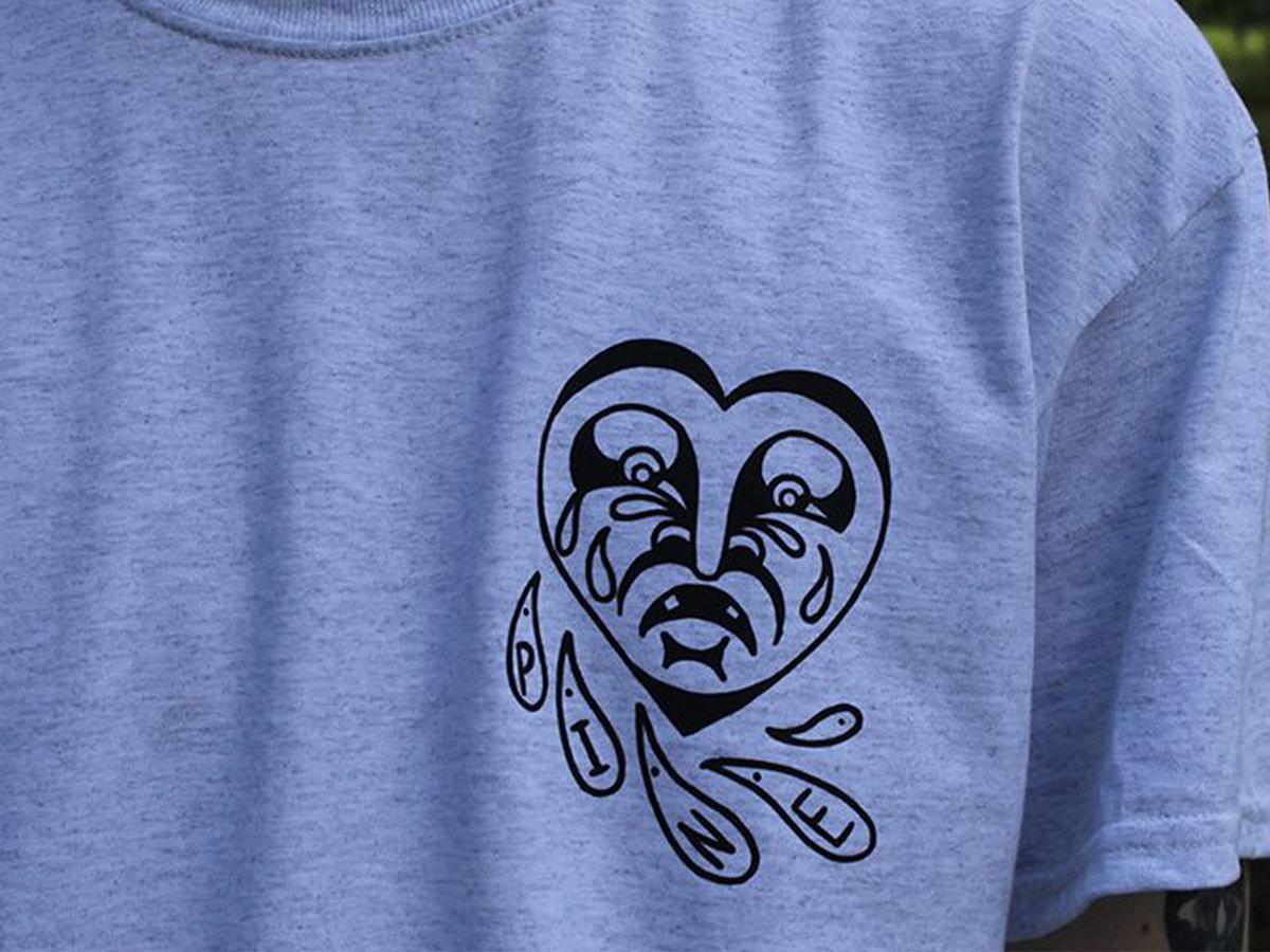 c48df6b68 Crying Heart Tee main photo