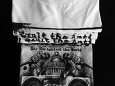 HIP HOP AGAINST THE WORLD tees by NicNak photo