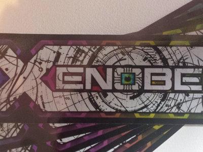 Xenoben 2017 - 15x5cm Vinyl Sticker + Free Download main photo