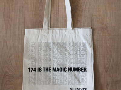 Blendits Tote - 174 Is The Magic Number main photo