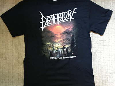 Demolition Deployment T-Shirt main photo