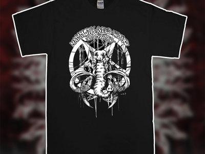 Mammoth Pentagram Tee Shirt (With Free Download) main photo