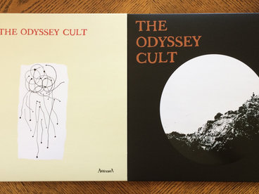 The Odyssey Cult - Limited Edition Silkscreen Cover Version - Vol 1 & 2 Vinyl LP Set main photo