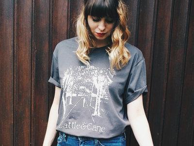 'Home' Charcoal T-Shirt main photo