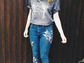 'Home' Charcoal T-Shirt photo