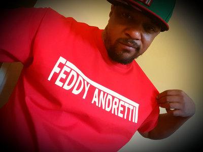 Feddy Andretti Brand Tee Shirt main photo