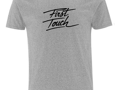 T-shirt - heather grey/black main photo