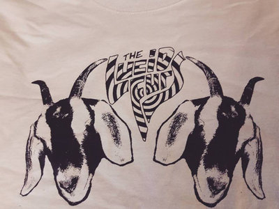 The Lucid Furs- Goat Tee *closeout* main photo