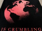 Crumbling World T Shirt photo