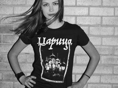 Tsarina tee shirt main photo