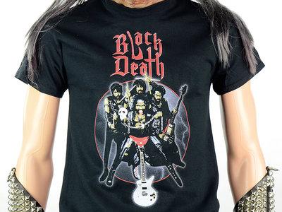 BLACK DEATH - Black Death (T-Shirt w/ Download) main photo