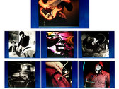 {VERY LIMITED} - 8x8 Canvas Photography Prints - SET of FIVE photo