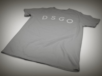 DSGO T-shirt grey main photo