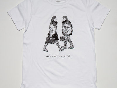 Love From Liverpool T Shirt main photo